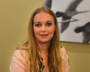 Danielle Mottram, Business Centre Manager, Rombourne serviced offices
