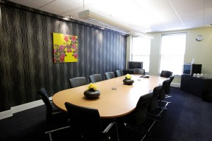Trym Lodge Boardroom