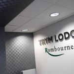 Trym Lodge Reception
