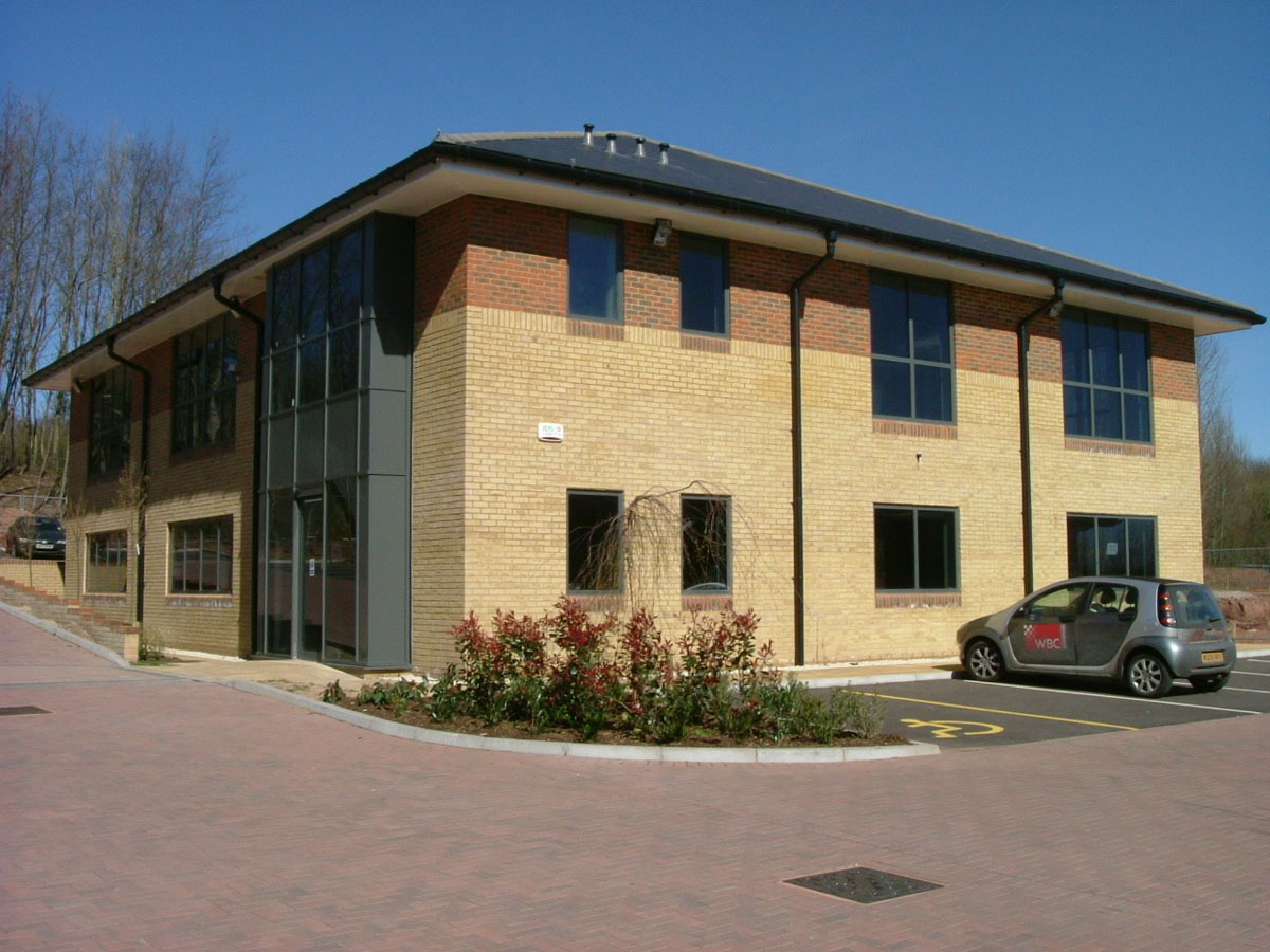 Serviced office Newport Wales