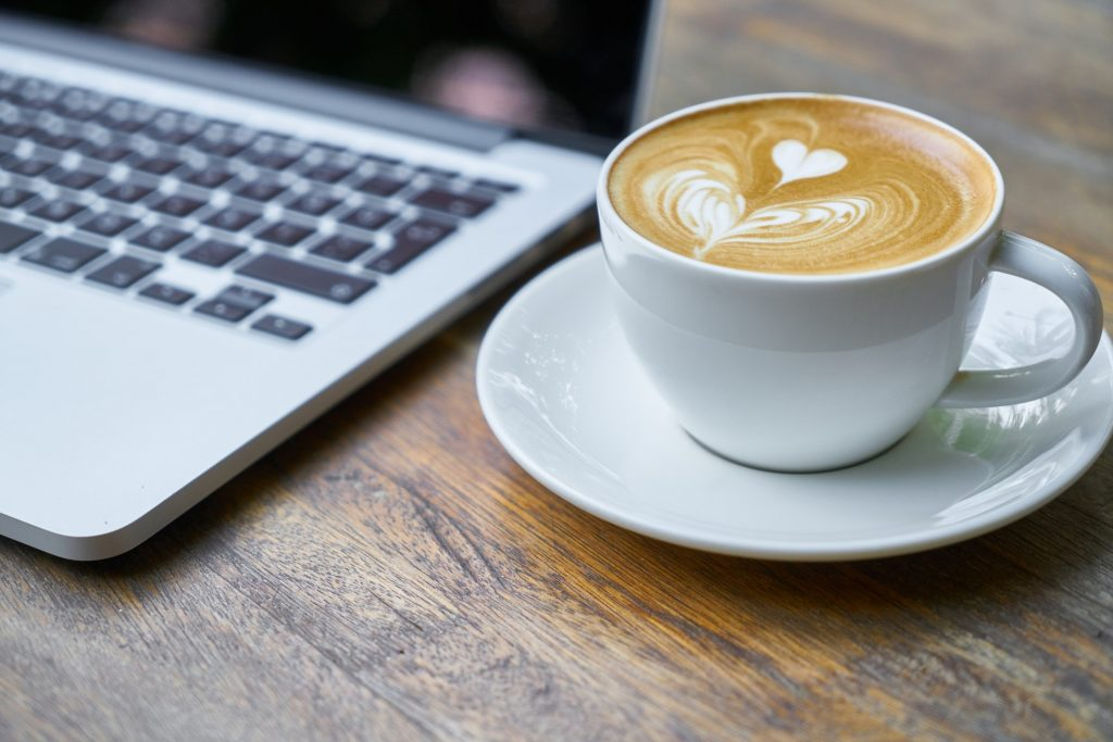 Drinking too much caffeine at work can be counter productive