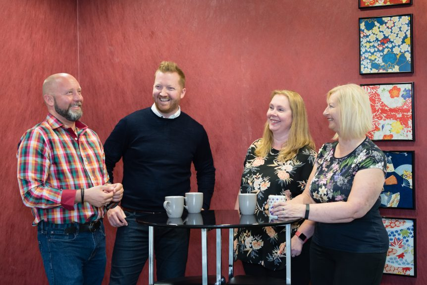 The team of Henlee Resourcing