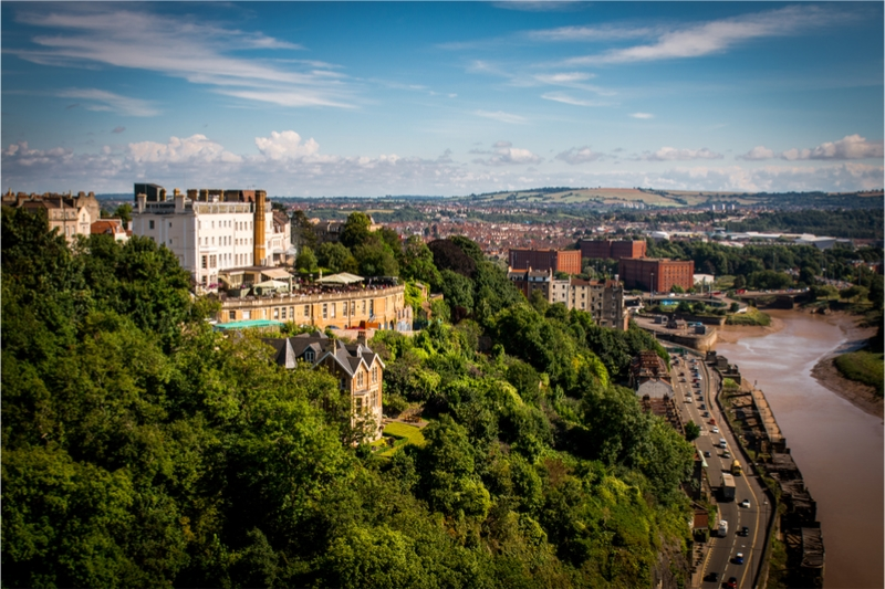 The City of Bristol - an ideal place to live and work.