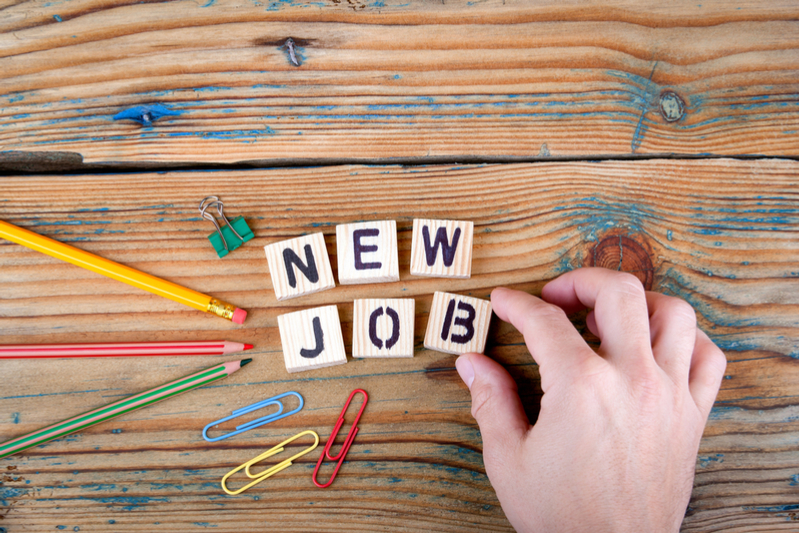 The prospect of starting a new job can be daunting