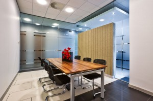 Meeting Room at 160 Aztec West