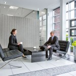 Aztec Bristol Serviced office Visitors Seating Area