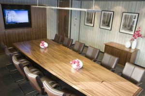 Merlin House Boardroom