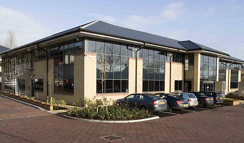 Merlin House Newport, serviced offices
