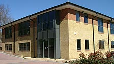 serviced office in newport