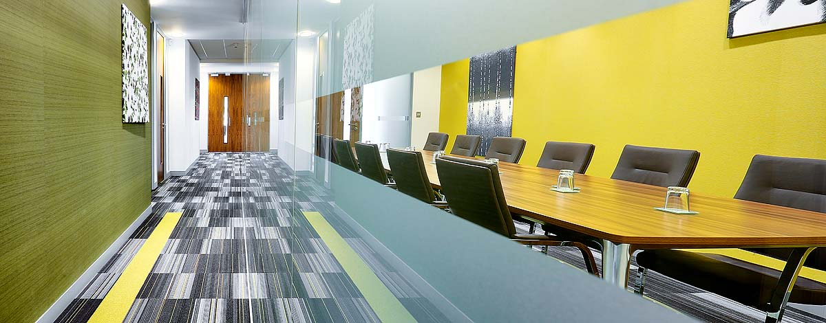 Kingston House serviced offices - boardroom