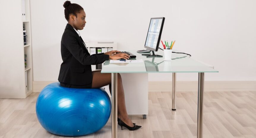How to Stay Fit and Healthy at Work