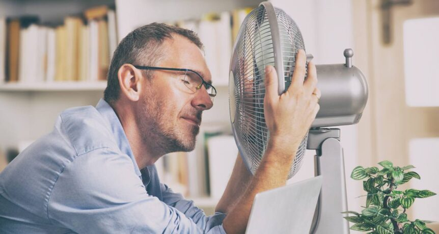 How to prevent loss of productivity during a heatwave