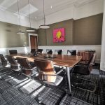 Refurbished Boardroom Cardiff